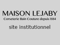 Maison Lejaby : Institutionnel